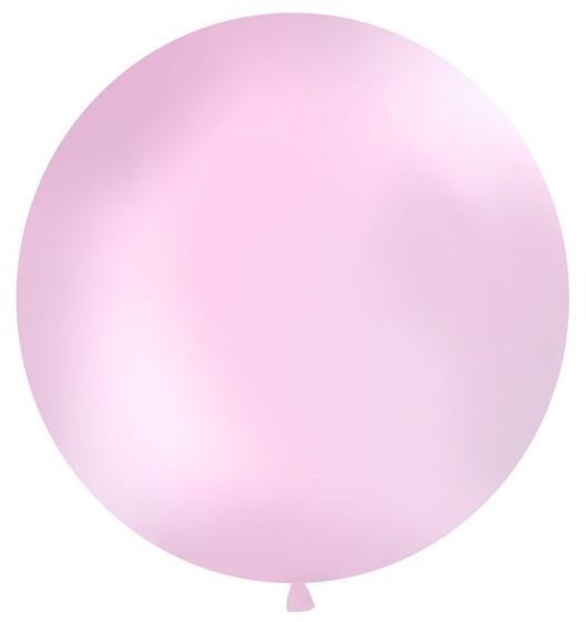Ballon XXL géant rose 1m
