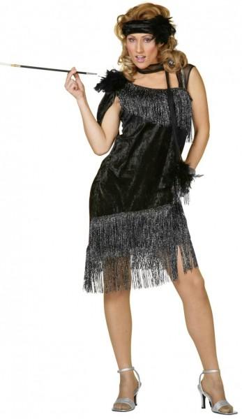 Kostium Czarna dama Coco Flapper