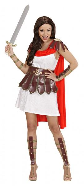 Déguisement de gladiateur fier pour femme