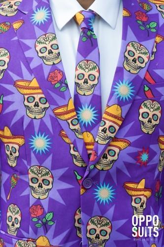 OppoSuits party suit El Muerto