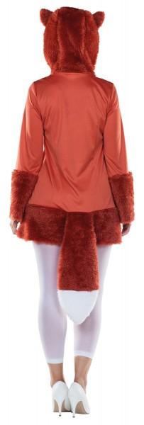 Sweet Fox-kostuum voor dames