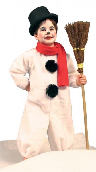 Mini snowman Leon child costume