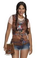 Indianer Handtasche Izusa