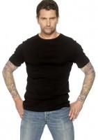 Armstulpen Mit Fake Tattoos