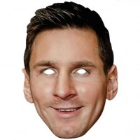 Lionel Messi Maske