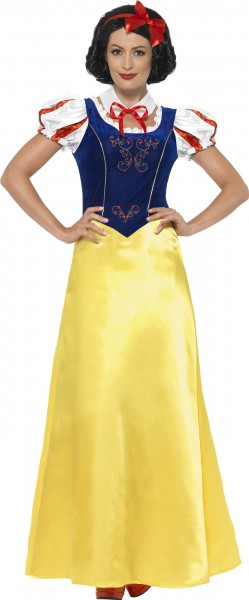 Princess of the seven mountains ladies costume