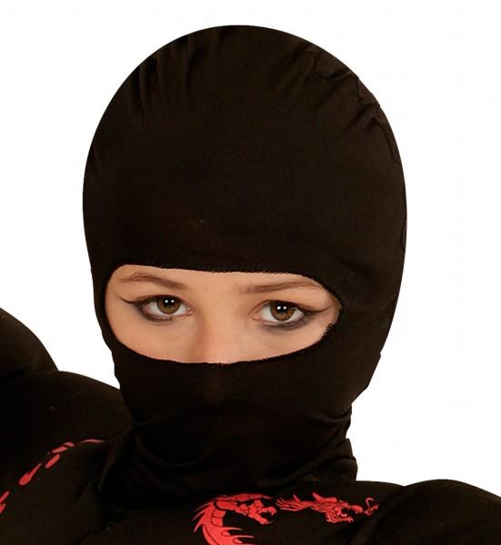 Masque Ninja Hibiko pour enfants