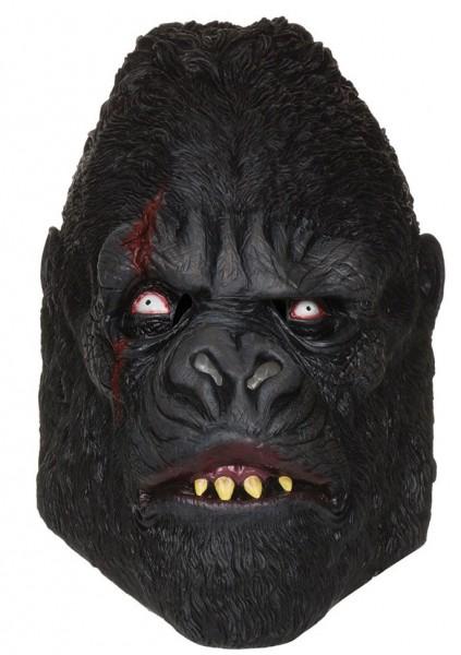 Zombie aap Gorilla Crusoe masker