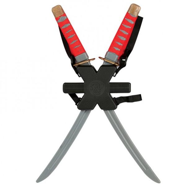 Double épée Samurai Action 55cm