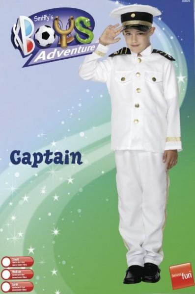 Kreuzfahrtschiff Kapitän Augustin Kostüm