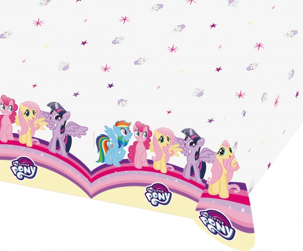 Tischdecke My Little Pony 1,2 x 1,8m