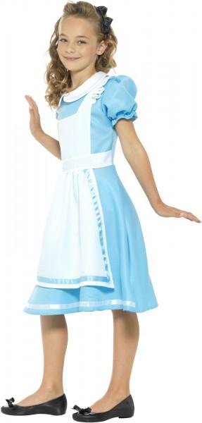 Alice Im Fantasieland Kinderkleid
