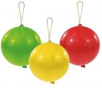 3er Set Punchballs Schlag Zu