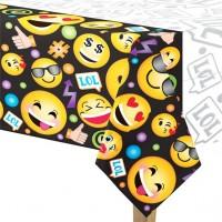 Emoji Tischdecke 1,4 x 2,4m