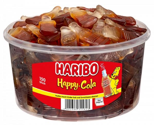 150 Haribo Happy Cola 1200g