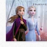 20 Frozen 2 Servietten 33cm