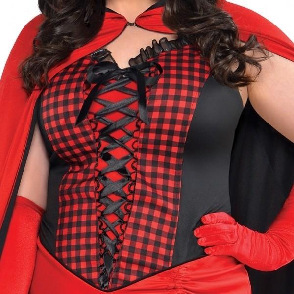 Lady Red Damenkostüm