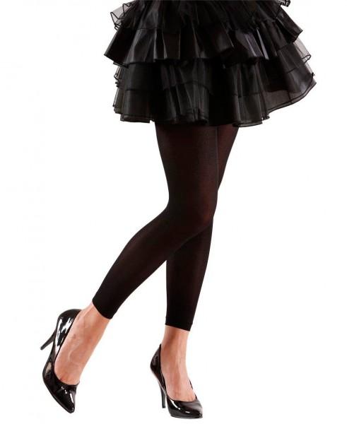Zwarte legging 70DEN