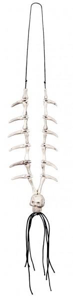Voodoo Knochen Halskette