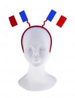 Frankreich Fahnen Haarreif