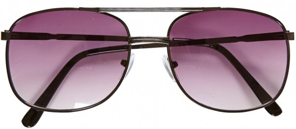 80s aviator sunglasses purple