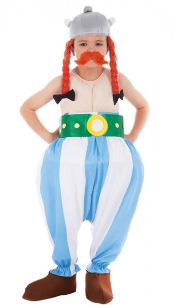 Obelix The Gaul Children Costume