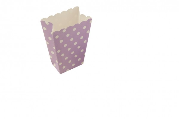 Points Fun Purple Popcorn Snack Boxes 8 Pack