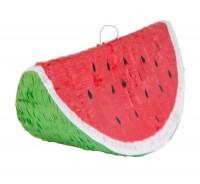 Wassermelonen Pinata 50 x 22,5 x 24cm