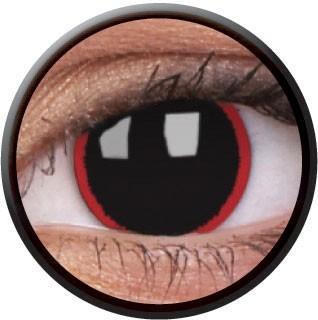 Riesen Pupillen Teufels Kontaktlinsen