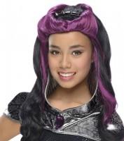 Raven Queen Ever After High Perücke Für Kinder