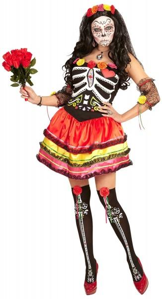 Costume de flamenco mort-vivant Lady Alejandra
