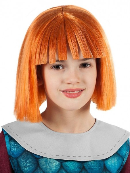 Wickie children's wig