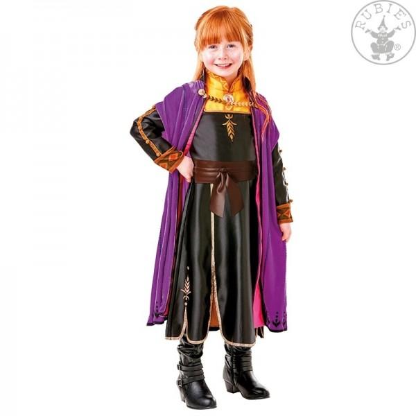 Frozen 2 Anna-kostuum Premium