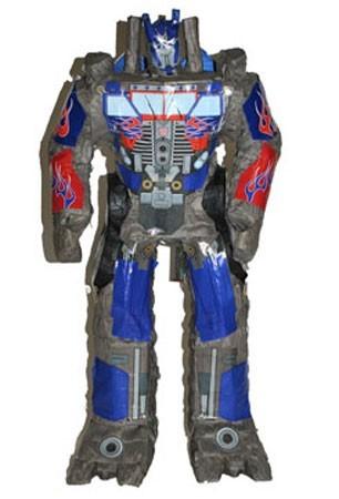 Robot Héroïque Optimus Prime Pinata 29cm