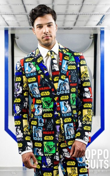 OppoSuits Partyanzug Strong Force