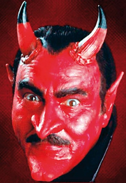 Latex Teufelshörner