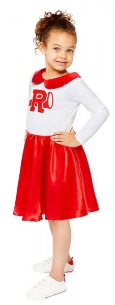 Deluxe Cheerleader Kinderkostüm Sandy