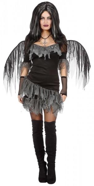 Costume da donna Falling Angel Runa
