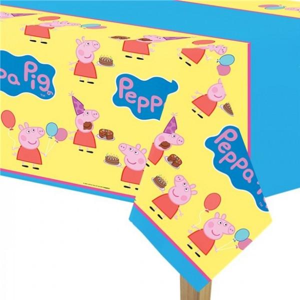 Nappe en plastique Peppa Pig 2.6m