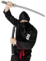 Épée et fourreau de guerrier ninja