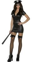 Sexy Cop Polizistin Kostüm