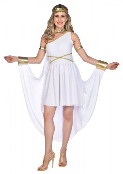 Kostium starożytnej bogini Hestii deluxe
