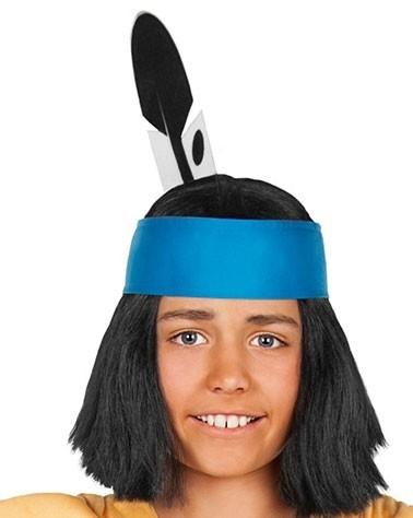 Yakari Indianer Kinderstirnband