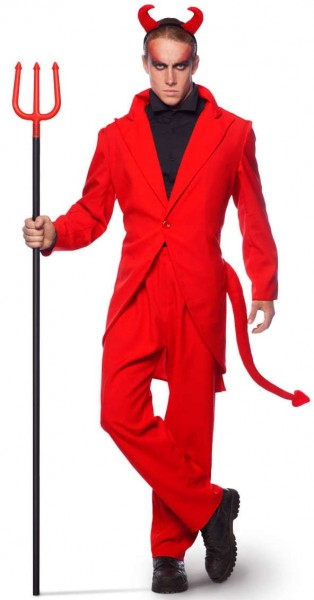 Gentleman devil men's costume