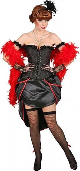 Corsage burlesque