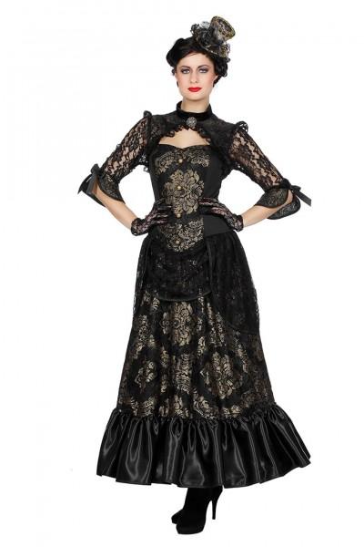 Elegantes Viktorianisches Kostüm