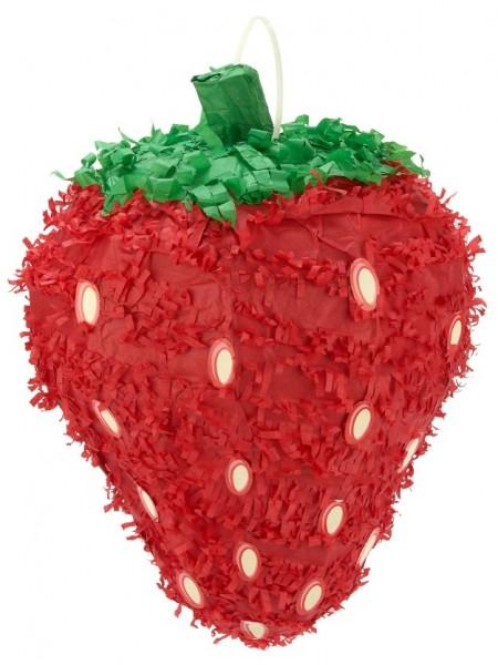 Pinata aux fraises
