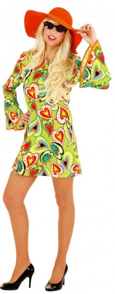 Felicity Hippie Kleid
