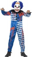 Heronimo Horror Clown Kinderkostüm