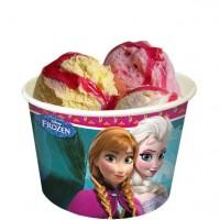 8 Frozen Schwestern Eisbecher 200ml